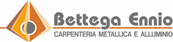 Logo Carpenteria Metallica Ennio Bettega